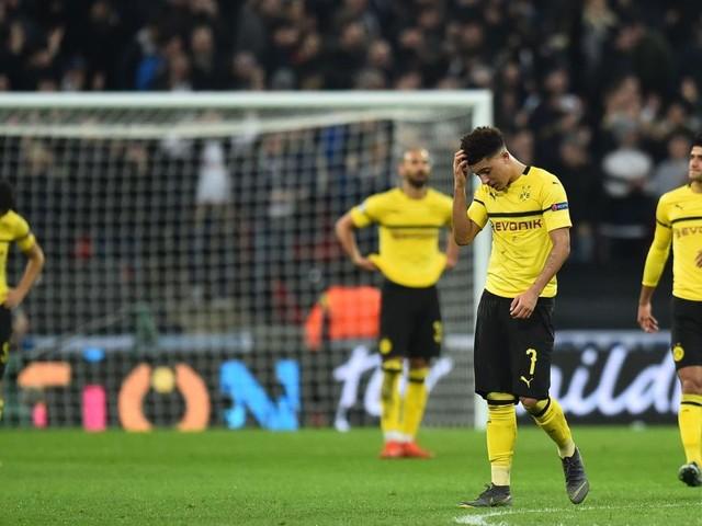BVB nach schwacher Leistung vor dem Champions-League-Aus
