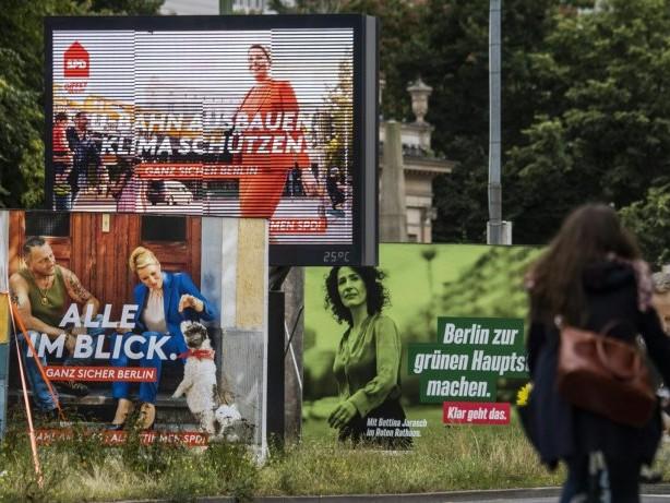 Abgeordnetenhauswahl in Berlin: Bleibt das Rote Rathaus in SPD-Hand?