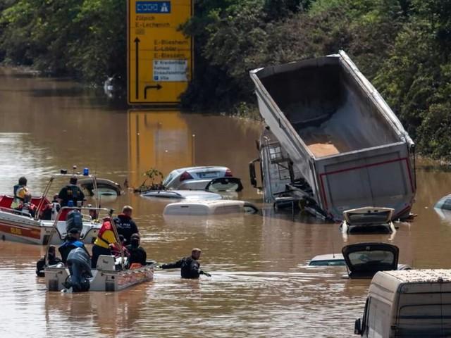 Neue Studie zeigt: Klimawandel macht Hochwasserkatastrophen wahrscheinlicher