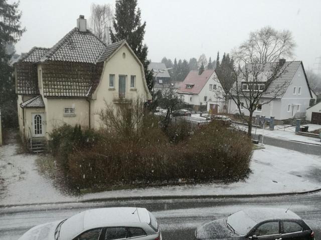 Schnee und zweistellige Minusgrade – Kältewelle spitzt sich in NRW zu