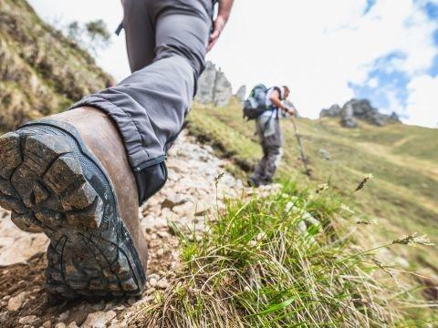 Bieten Ihnen mehr Sicherheit: Das sind die besten Wander-Schuhe