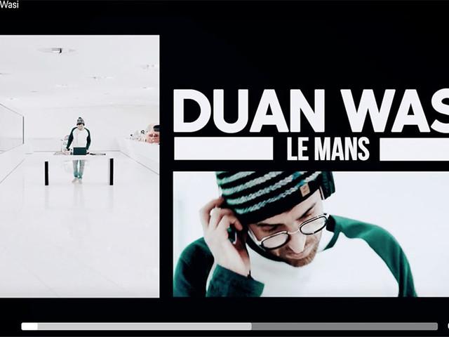 Le Mans von Duan Wasi