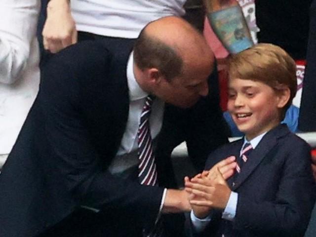 Prinz George könnte seine Familie bald für lange Zeit verlassen müssen