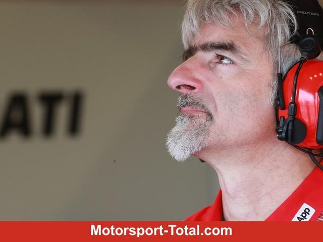 """Luigi Dall'Igna: """"Möchten den MotoGP-Titel nach Borgo Panigale zurückholen"""""""