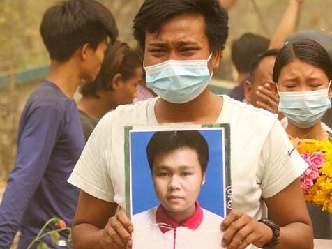 Aktivisten berichten von mehr als 500 Toten in Myanmar
