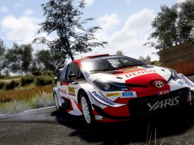 WRC 10: Startschuss für die neue Rallye-Saison