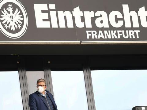 Bundesliga: Eintracht Frankfurt will Stehplätze öffnen