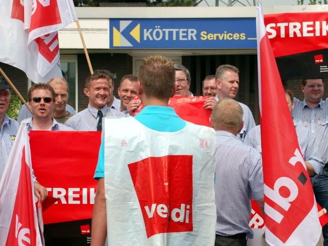 Länder verhandeln mit Verdi: Es drohen Streiks im öffentlichen Dienst