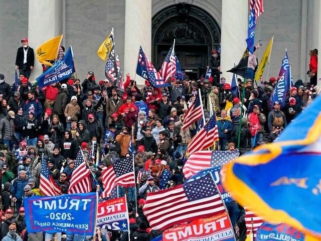 Erste Verurteilung nach Erstürmung des US-Kapitols in Washington