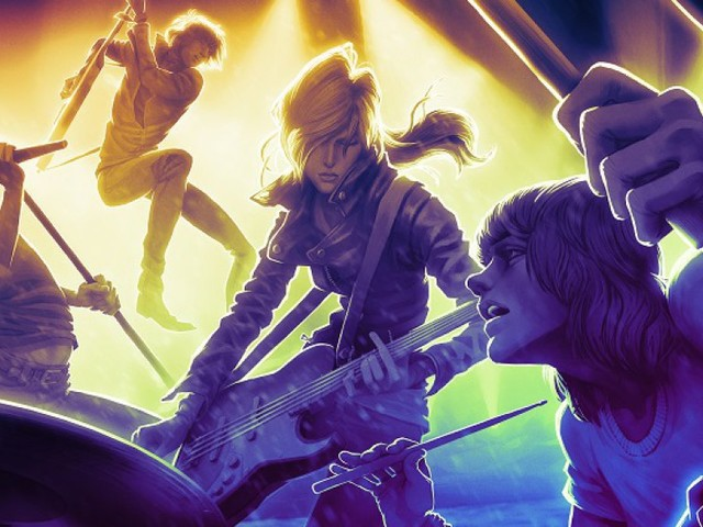 "Rock Band 4: Juni-Update bringt ""Missions"" und ""Seasons"""