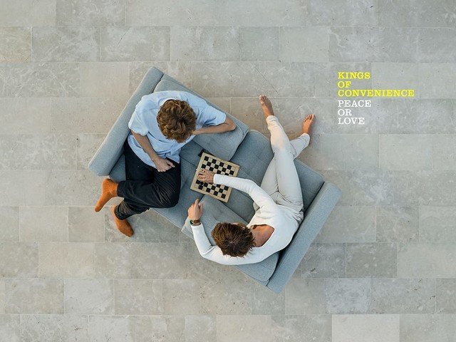 Review: Kings Of Convenience :: Peace Or Love
