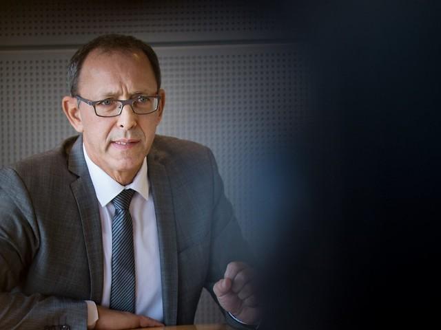 """Sachsen-AfD-Chef im Interview: """"Die CDU bewegt sich auf uns zu"""""""