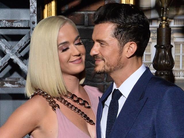 """Meine ganze Welt"": Katy Perry sendet Bloom Vatertagsgrüße"