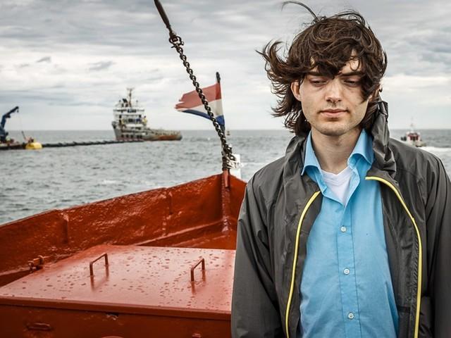 Dieser 24-Jährige wollte den Pazifik von Plastikmüll säubern – das klappt (noch) nicht
