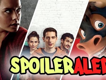 Spoiler Alert #62 | Das Leben schreibt die spannendsten Geschichten | Podcast