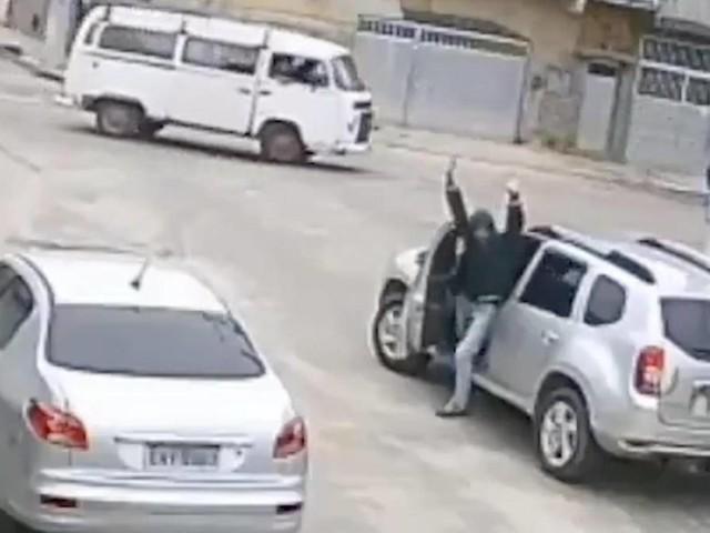 Brasilien: Peinlich, peinlich: Autodieb weiß nicht, wie man fährt