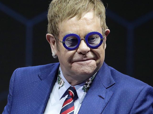 Paramount verfilmt das Leben von Elton John
