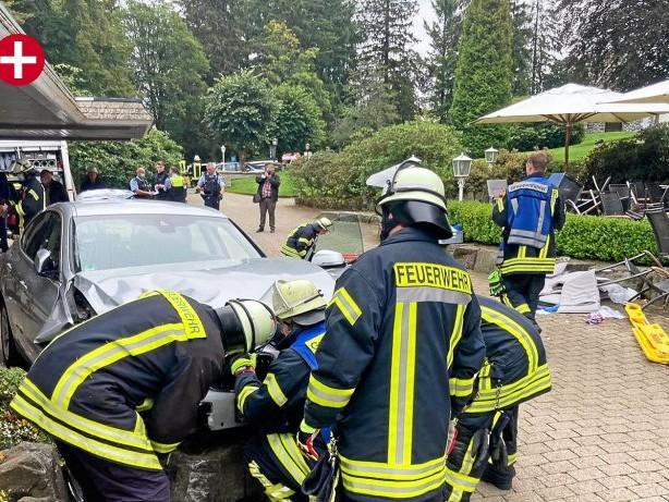 Ermittlungen: Unfall in Jagdhaus: Staatsanwaltschaft erwartet Gutachten