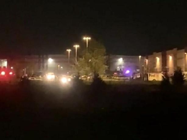 Schießerei: Indianapolis: Acht Tote nach Schüssen in Paketzentrum