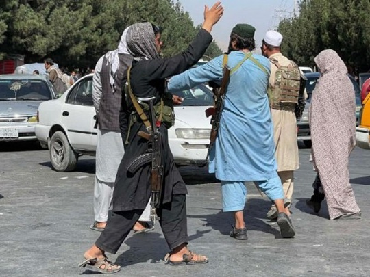 Afghanistan - Taliban rufen auch Deutschland zu humanitärer Unterstützung auf