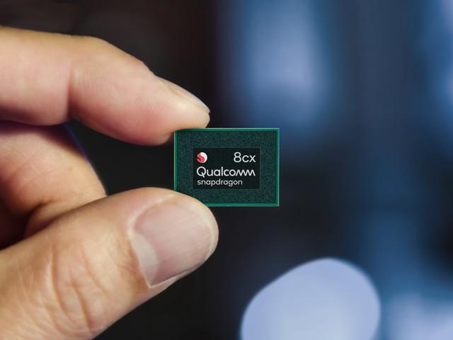 Snapdragon 8cx: Qualcomm hat Intel und die Windows-Laptops im Visier