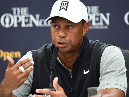 """Tiger Woods: """"Golf ist nicht die Nummer eins im Leben"""""""