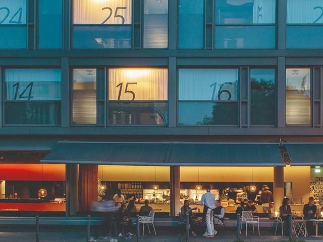 Camper eröffnet Café Camaleon in Berlin