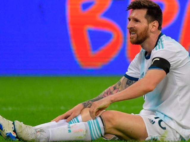 Fußball, Copa America: Argentinien muss weiter zittern