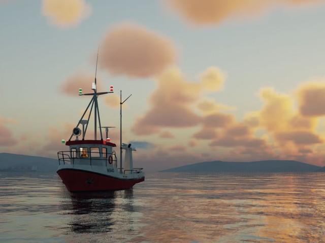 Fishing: Barents Sea - Fischerei-Simulation läuft im Februar 2018 vom Stapel