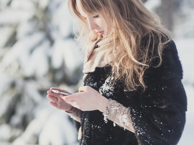 Der Winter naht: So schützt Ihr Euer Smartphone vor Kälte, Eis und Schnee