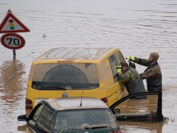 Überschwemmungen in Deutschland: Warum die Warnsysteme versagten