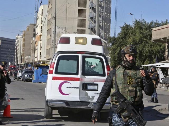 IS reklamiert Anschlag auf Markt in Bagdad mit 30 Toten für sich