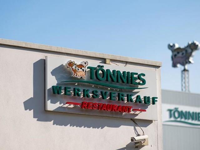 Münsterland: Quarantäne bei Tönnies verlängert
