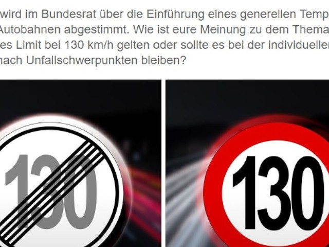 Heute Abstimmung im Bundesrat - Die meisten Deutschen wollen ein Tempolimit auf Autobahnen – wirklich?