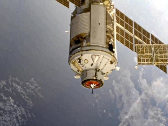 Neues Labor an Raumstation ISS angekommen
