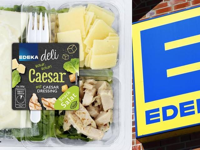 Risiko für Allergiker: Hersteller ruft Salatmischung von Edeka zurück