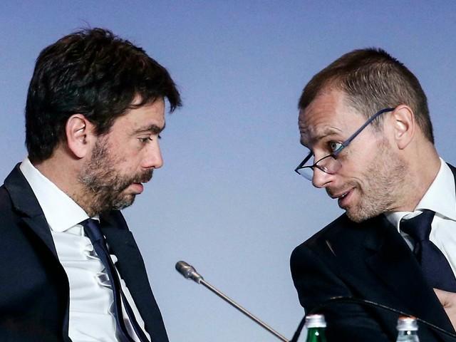 Juve will weiter Super League: UEFA und Rebellenklubs belauern sich