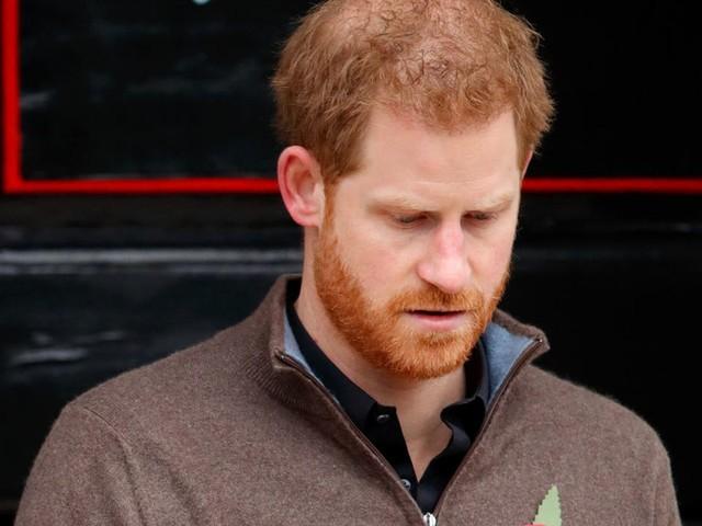 Prinz Harry: Prinz Harry erfuhr mit Hilfe der Polizei von Prinz Philips Tod