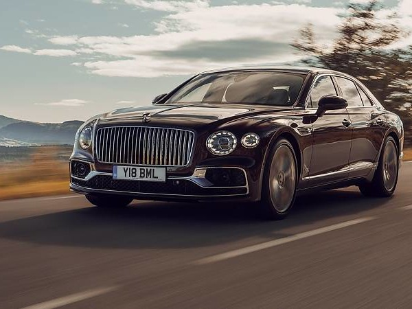 Bentley Flying Spur 6.0 W12: Brexit-Panamera