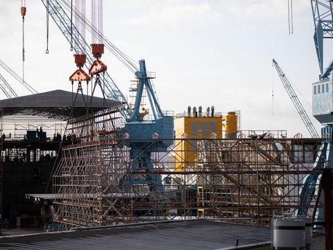 Hamburger Werft Pella Sietas stellt Insolvenzantrag