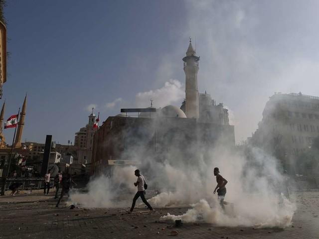 Der Libanon am Rande des Zerfalls: Naher Osten: Nur noch weg
