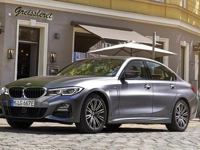 Fahrbericht: BMW 330e