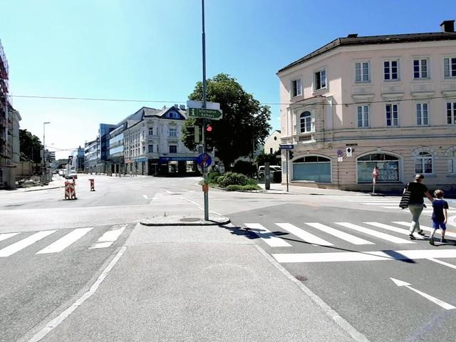 Nächste Baustelle in St. Pölten: Renner-Promenade wird gesperrt