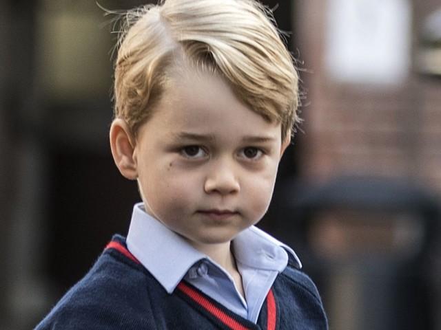 Prinz George: Auf neuem Geburtstagsfoto sieht er so erwachsen aus