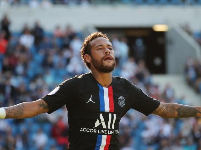 Paris St. Germain spielte vor Zuschauern
