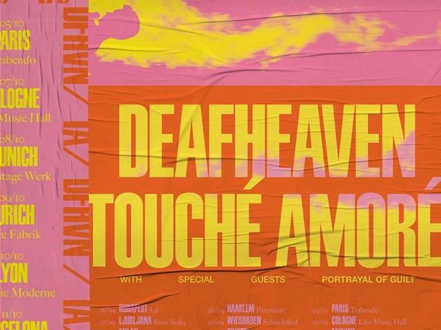Deafheaven und Touché Amoré kommen auf Co-Headliner-Tour