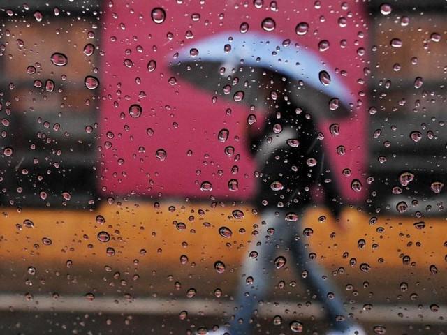 Unbeständig ins Wochenende: Regen und Wolken