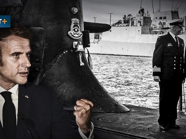 Paris eskaliert im U-Boot-Streit mit Australien und den USA
