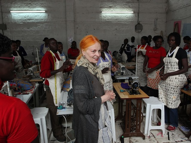 Zehn Jahre Artisan Fashion und Vivienne Westwood – fair und nachhaltig