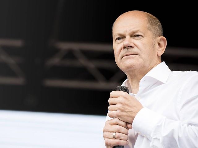 SPD-Wahlkampfstrategie: Unglaublich, dass Scholz damit durchkommt